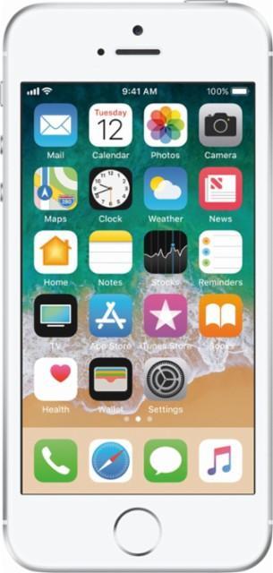 Apple iPhone SE 32GB Silver
