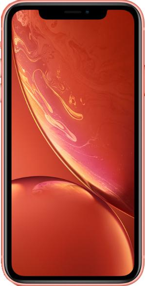 Apple iPhone Xr 64GB Coral Red
