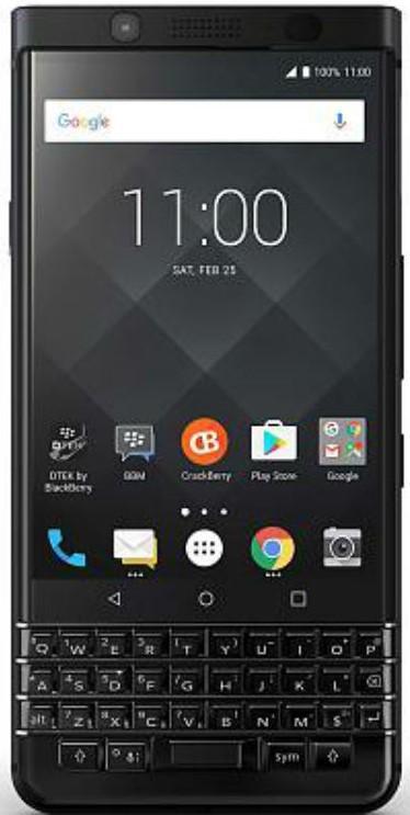 BlackBerry KeyOne Black