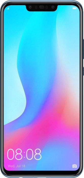 Huawei Nova 3 Airy Blue