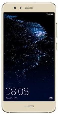 Huawei P10 Lite Single SIM Platinum Gold