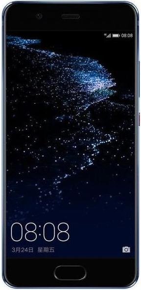 Huawei P10 Single SIM Graphite Black