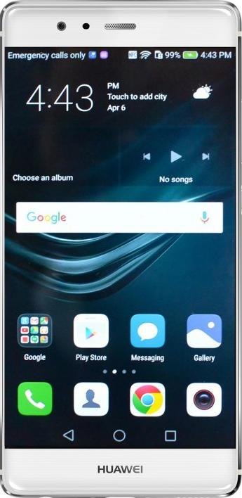 Huawei P9 Dual SIM Silver