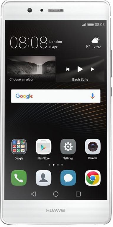 Huawei P9 Lite Single SIM White
