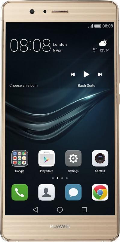 Huawei P9 Single SIM Prestige Gold