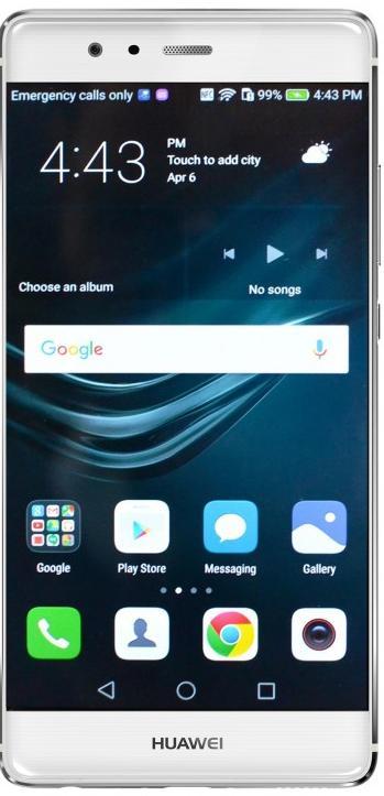 Huawei P9 Single SIM Silver