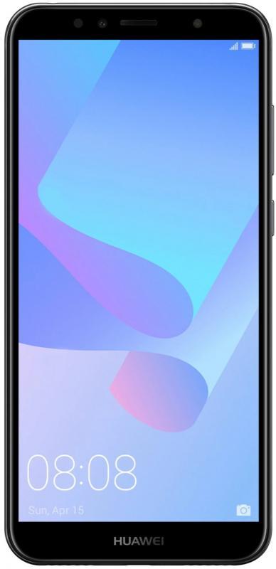 Huawei Y6 2018 Dual SIM Black