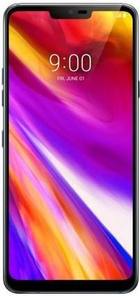 LG G710 G7 ThinQ Aurora Black
