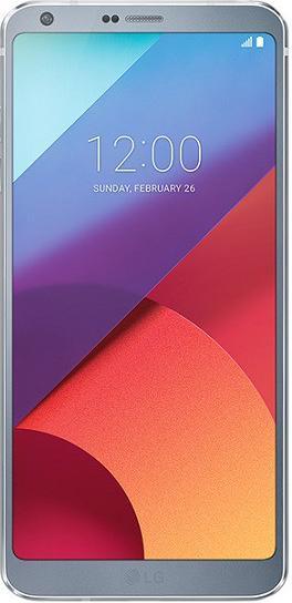 LG H870 G6 Ice Platinum