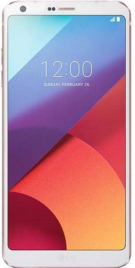 LG H870 G6 Mystic White