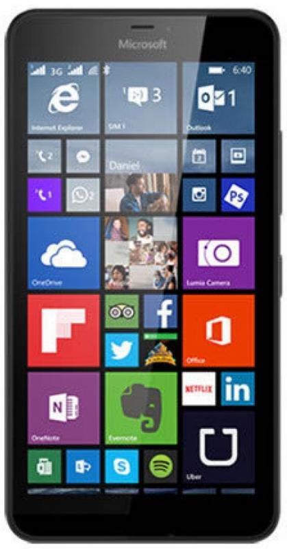 Microsoft Lumia 640 XL LTE White
