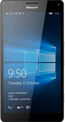 Microsoft Lumia 950 XL Single SIM White