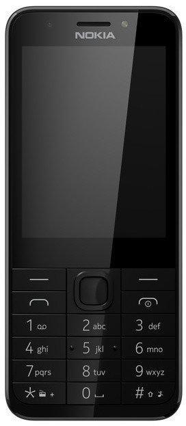 Nokia 230 Dual SIM Dark Silver EU