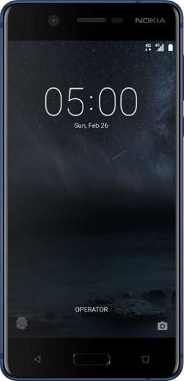 Nokia 5 Dual SIM Tempered Blue