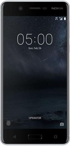 Nokia 5 Dual SIM White Silver