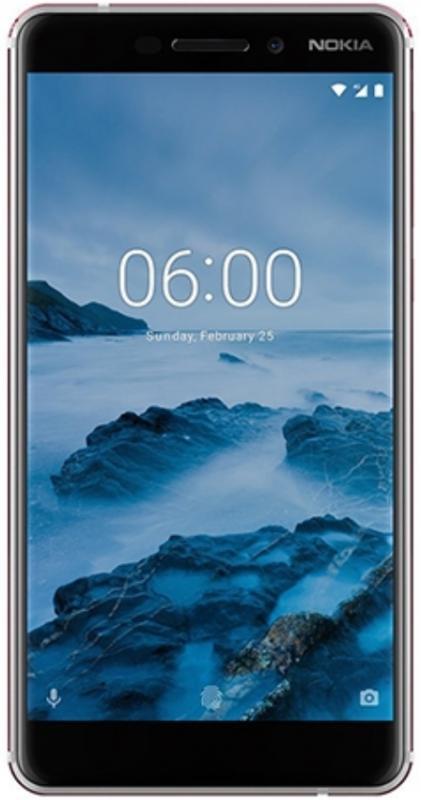 Nokia 6.1 Dual SIM White/Iron