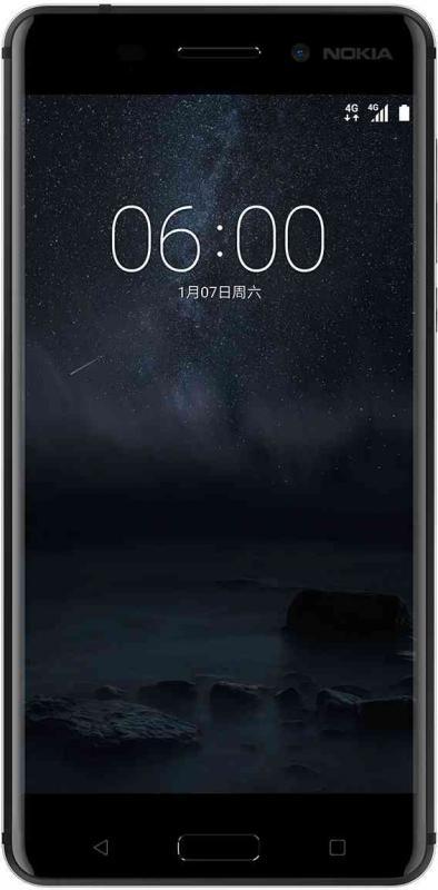 Nokia 6 Dual SIM Matte Black