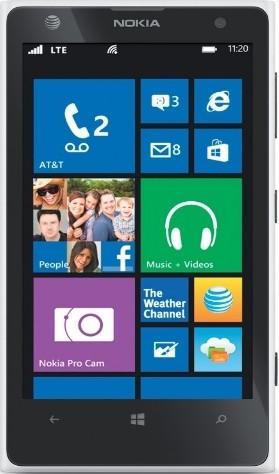 Nokia Lumia 1020 White