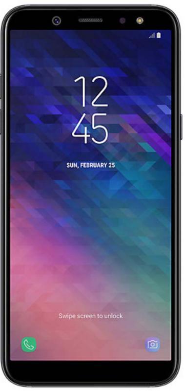 Samsung Galaxy A6 Duos Lavander