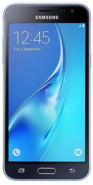 Samsung Galaxy J3 (2016) Dual SIM Black