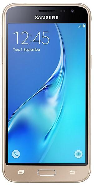 Samsung Galaxy J3 (2016) Dual SIM Gold