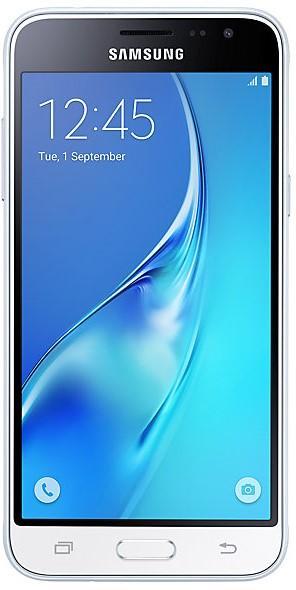 Samsung Galaxy J3 (2016) Dual SIM White