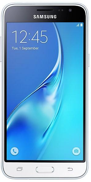 Samsung Galaxy J3 (2016) Single SIM White