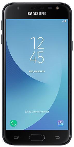 Samsung Galaxy J3 (2017) Dual SIM Black