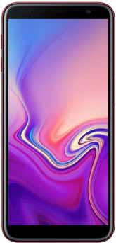 Samsung Galaxy J6+ Dual SIM Red