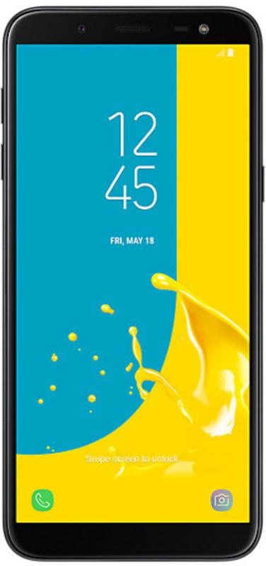 Samsung Galaxy J6 Duos Black