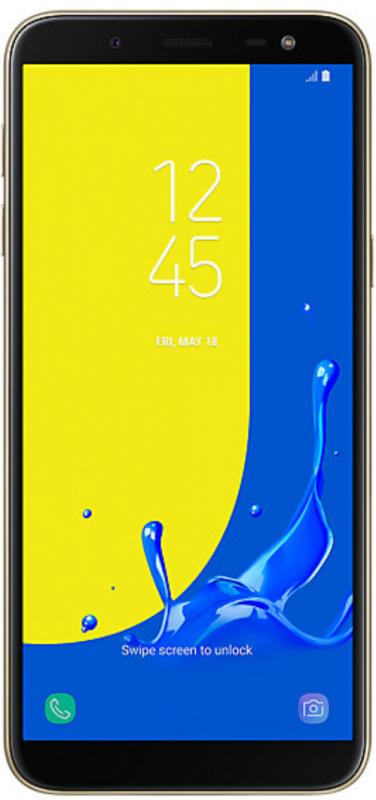 Samsung Galaxy J6 Duos Gold