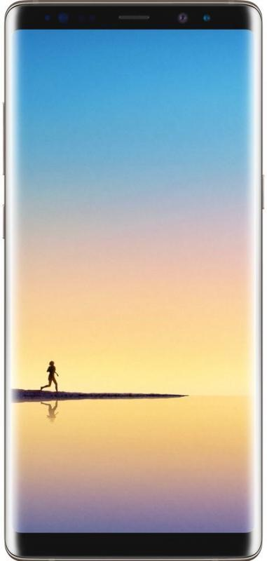 Samsung Galaxy Note8 Dual SIM Midnight Black