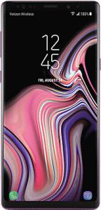 Samsung Galaxy Note9 Duos 512GB Levander Purple