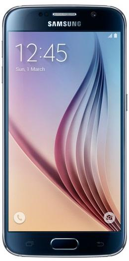 Samsung Galaxy S6 32GB Black Sapphire