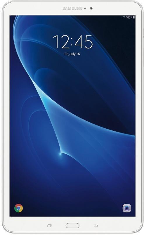 Samsung Galaxy Tab A 10.1 Wi-Fi 2016 White