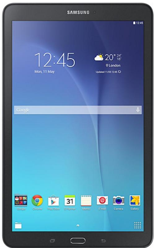 Samsung Galaxy Tab E 9.6 Wi-Fi Black