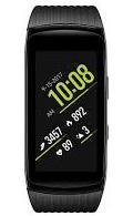 Samsung Gear Fit2 PRO Black