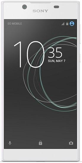 Sony Xperia L1 Single SIM White