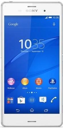 Sony Xperia M4 Aqua White