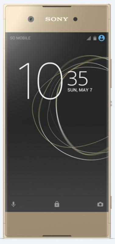 Sony Xperia XA1 Single SIM Gold