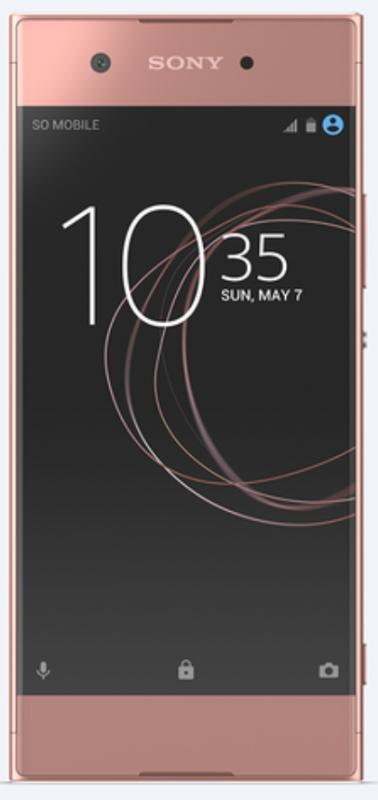 Sony Xperia XA1 Single SIM Pink