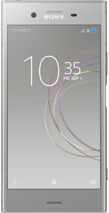 Sony Xperia XZ1 Dual SIM Warm Silver