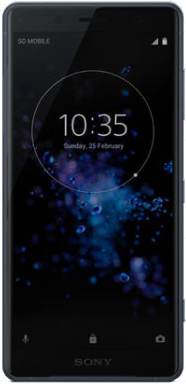 Sony Xperia XZ2 Compact Dual SIM Black