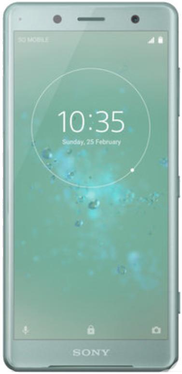 Sony Xperia XZ2 Compact Dual SIM Moss Green