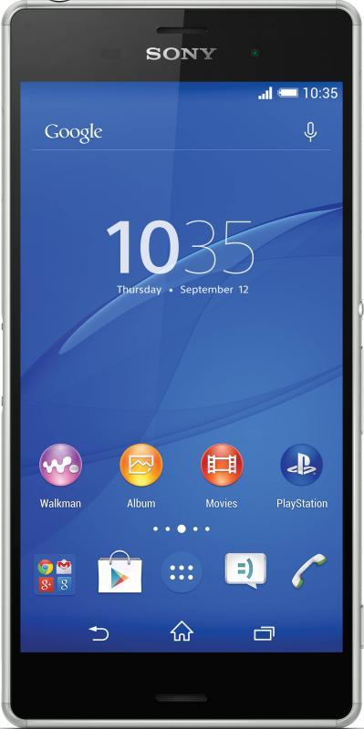 Sony Xperia Z3 Dual SIM Black