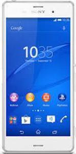 Sony Xperia Z3 Dual SIM White