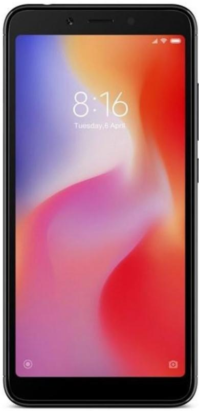 Xiaomi RedMi 6 3GB/32GB Global Black