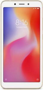 Xiaomi RedMi 6 4GB/64GB Global Gold