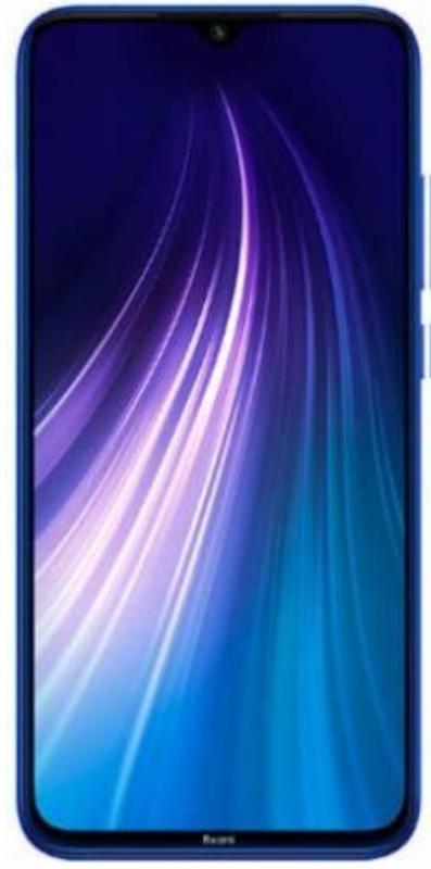 Xiaomi RedMi Note 8 4GB/64GB Neptune Blue EU